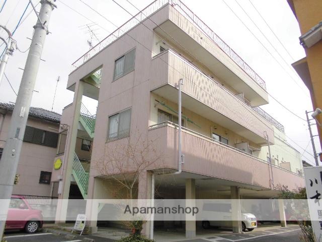茨城県古河市、古河駅徒歩10分の築10年 3階建の賃貸マンション