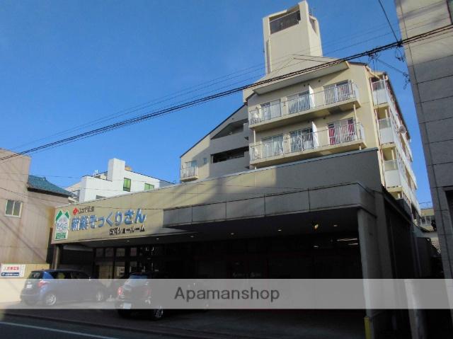 茨城県古河市、古河駅徒歩5分の築28年 7階建の賃貸マンション