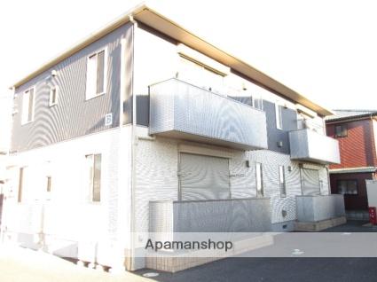 茨城県古河市、古河駅バス8分上辺見東下車後徒歩8分の築6年 2階建の賃貸アパート