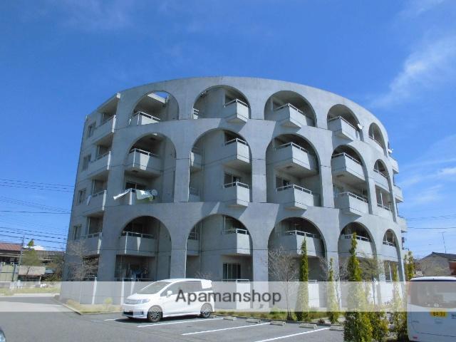 茨城県古河市、古河駅徒歩17分の築10年 5階建の賃貸マンション