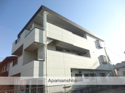 茨城県古河市、古河駅徒歩15分の築26年 3階建の賃貸アパート
