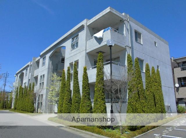 茨城県古河市、古河駅徒歩17分の築11年 3階建の賃貸マンション