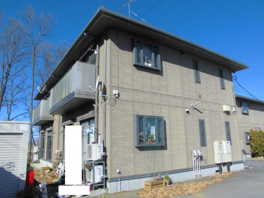 栃木県下都賀郡野木町、古河駅徒歩60分の築12年 2階建の賃貸アパート