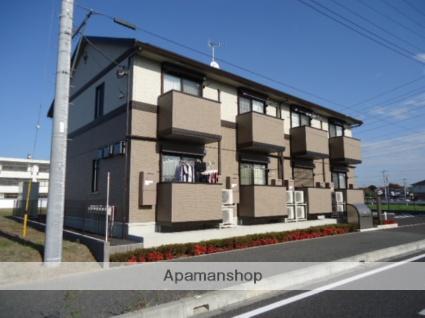 茨城県古河市、古河駅徒歩24分の築3年 2階建の賃貸アパート