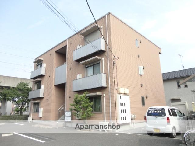 茨城県古河市、古河駅徒歩10分の築8年 3階建の賃貸マンション