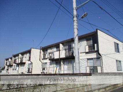 茨城県古河市、古河駅徒歩33分の築31年 2階建の賃貸アパート