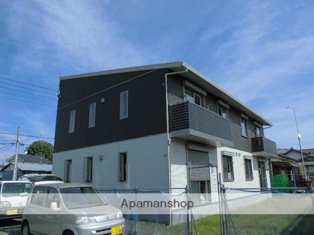 茨城県古河市、古河駅徒歩14分の新築 2階建の賃貸アパート