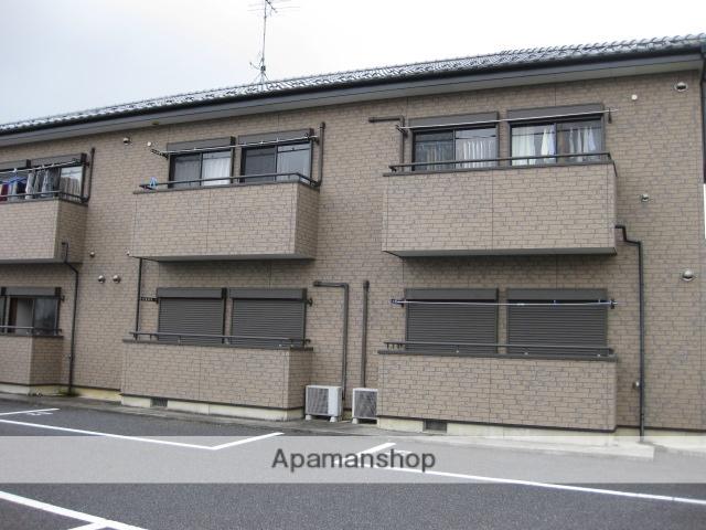 茨城県古河市、古河駅徒歩57分の築14年 2階建の賃貸アパート