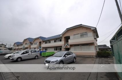 栃木県下都賀郡野木町、野木駅徒歩13分の築27年 2階建の賃貸アパート