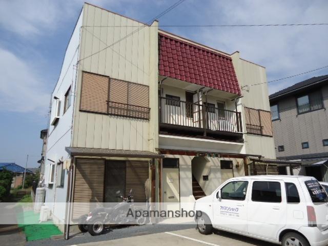 茨城県古河市、古河駅徒歩18分の築29年 2階建の賃貸アパート