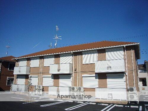 茨城県古河市、古河駅徒歩53分の築7年 2階建の賃貸アパート