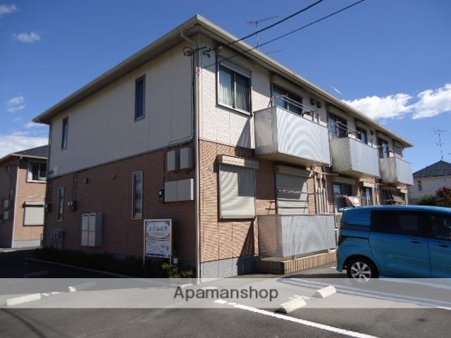 茨城県古河市、古河駅徒歩40分の築6年 2階建の賃貸アパート