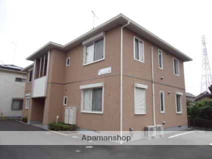 茨城県古河市、古河駅徒歩48分の築6年 2階建の賃貸アパート