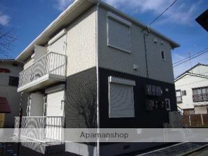 茨城県古河市、古河駅徒歩10分の築6年 2階建の賃貸アパート