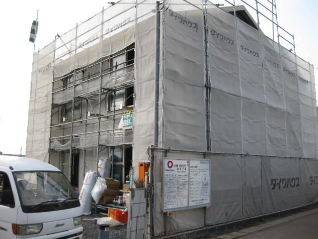 茨城県古河市、古河駅徒歩25分の築7年 2階建の賃貸アパート