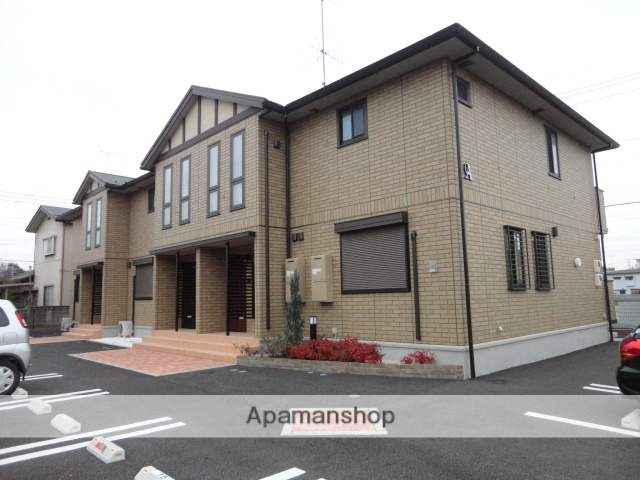 茨城県古河市、古河駅徒歩52分の築5年 2階建の賃貸アパート