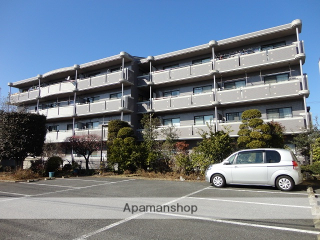 茨城県古河市、古河駅徒歩13分の築17年 4階建の賃貸マンション