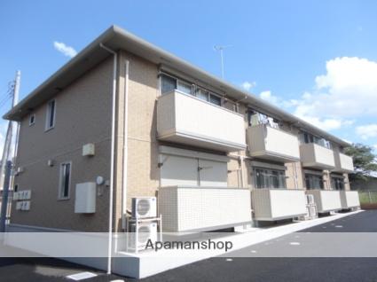 茨城県古河市、古河駅徒歩31分の築5年 2階建の賃貸アパート