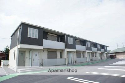 茨城県古河市、古河駅徒歩16分の築5年 2階建の賃貸アパート