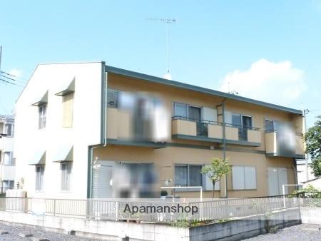 茨城県古河市、古河駅徒歩20分の築28年 2階建の賃貸アパート