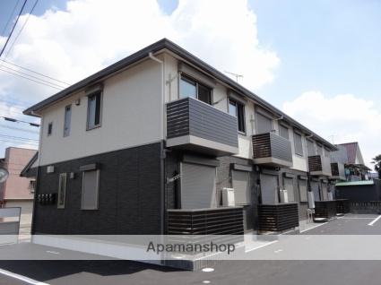 茨城県古河市、古河駅徒歩15分の築5年 2階建の賃貸アパート