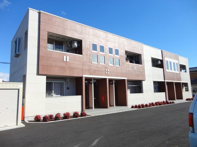 栃木県下都賀郡野木町、野木駅徒歩16分の築4年 2階建の賃貸アパート