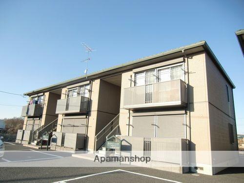 茨城県古河市、古河駅徒歩41分の築15年 2階建の賃貸アパート