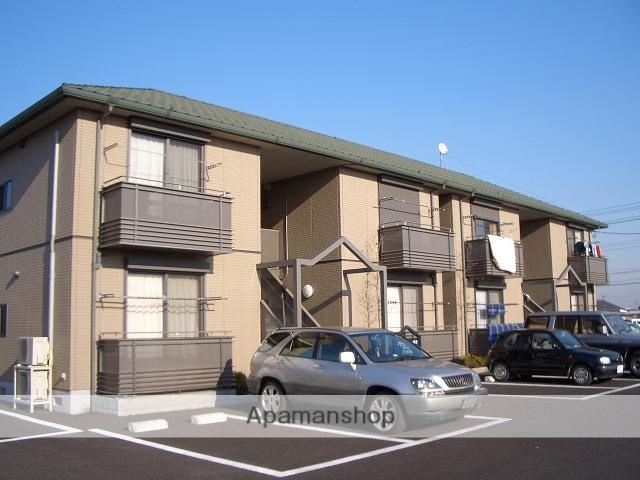 茨城県古河市、古河駅徒歩38分の築12年 2階建の賃貸アパート