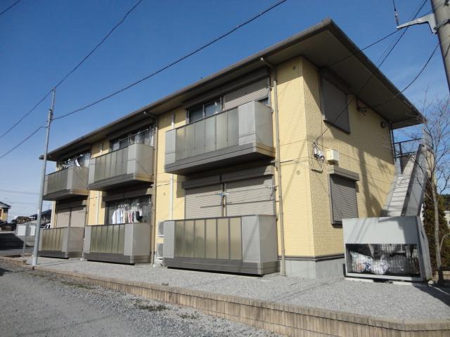茨城県古河市、古河駅徒歩13分の築11年 2階建の賃貸アパート