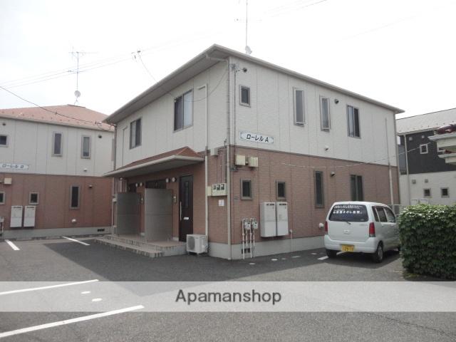 茨城県古河市、古河駅徒歩13分の築12年 2階建の賃貸アパート