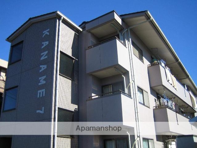 茨城県古河市、古河駅徒歩5分の築15年 3階建の賃貸マンション