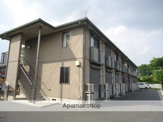 茨城県古河市、古河駅徒歩10分の築17年 2階建の賃貸アパート