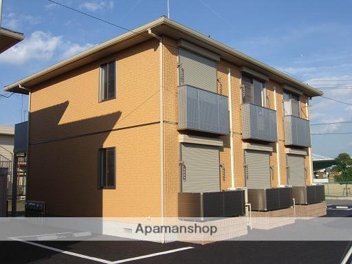 茨城県古河市、古河駅徒歩180分の築13年 2階建の賃貸アパート