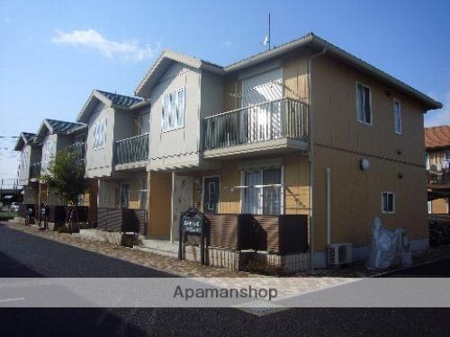 茨城県古河市、古河駅徒歩22分の築12年 2階建の賃貸アパート