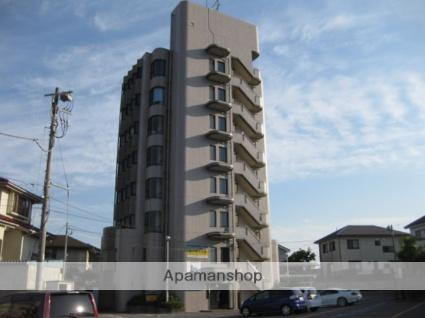 茨城県古河市、古河駅徒歩22分の築25年 8階建の賃貸マンション