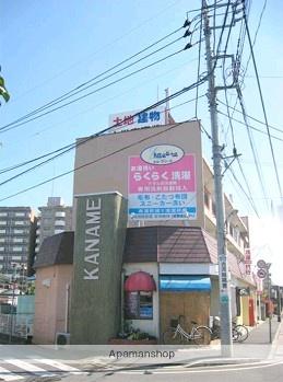 茨城県古河市、古河駅徒歩12分の築26年 3階建の賃貸マンション