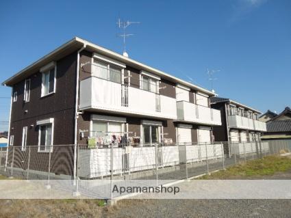 茨城県古河市、栗橋駅徒歩36分の築10年 2階建の賃貸アパート