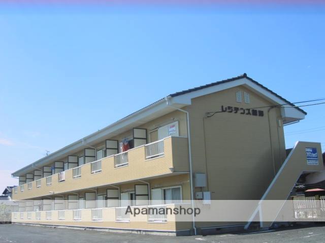 茨城県笠間市、友部駅徒歩38分の築24年 2階建の賃貸アパート