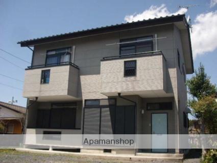 茨城県笠間市、友部駅徒歩15分の築20年 2階建の賃貸アパート
