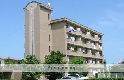茨城県笠間市、友部駅徒歩40分の築23年 5階建の賃貸マンション