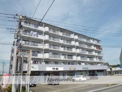 茨城県笠間市、友部駅徒歩28分の築26年 6階建の賃貸マンション