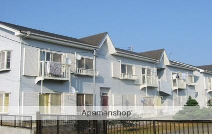 茨城県笠間市、岩間駅徒歩6分の築26年 2階建の賃貸アパート