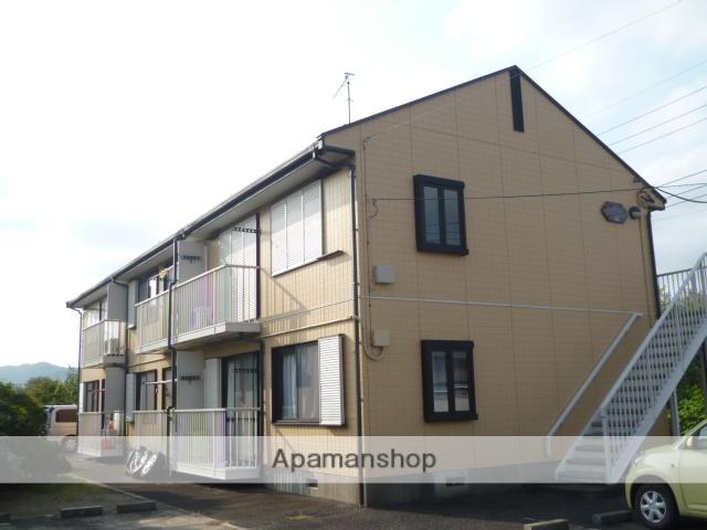 茨城県笠間市、笠間駅徒歩17分の築22年 2階建の賃貸アパート