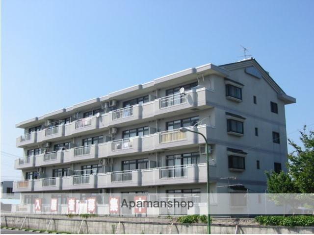 茨城県笠間市、笠間駅徒歩15分の築20年 4階建の賃貸マンション
