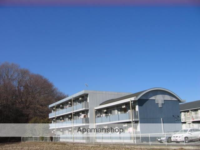 茨城県笠間市、笠間駅徒歩30分の築18年 3階建の賃貸マンション