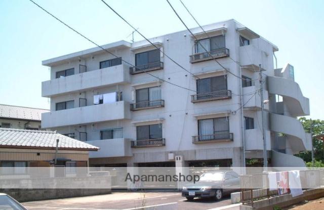 茨城県笠間市、笠間駅徒歩7分の築22年 4階建の賃貸アパート