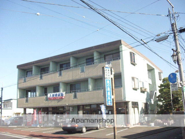 茨城県笠間市、笠間駅徒歩15分の築25年 3階建の賃貸アパート