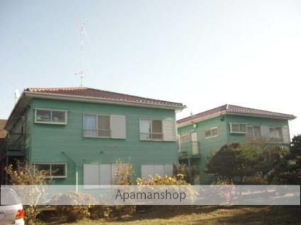 茨城県笠間市、笠間駅徒歩25分の築24年 2階建の賃貸アパート
