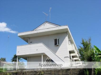 茨城県笠間市、友部駅徒歩7分の築28年 2階建の賃貸アパート