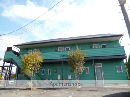 茨城県笠間市、友部駅徒歩14分の築25年 2階建の賃貸アパート